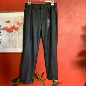 NWOT LIVERPOOL black knit trouser size 4/27